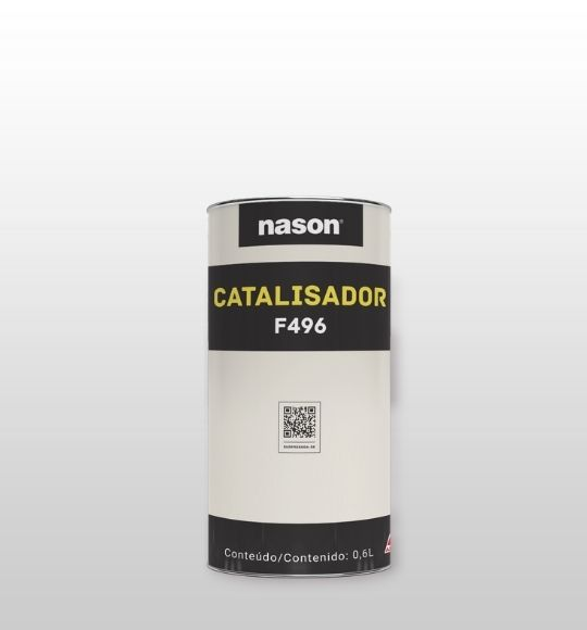 F496 NASON Catalisador 600 ml