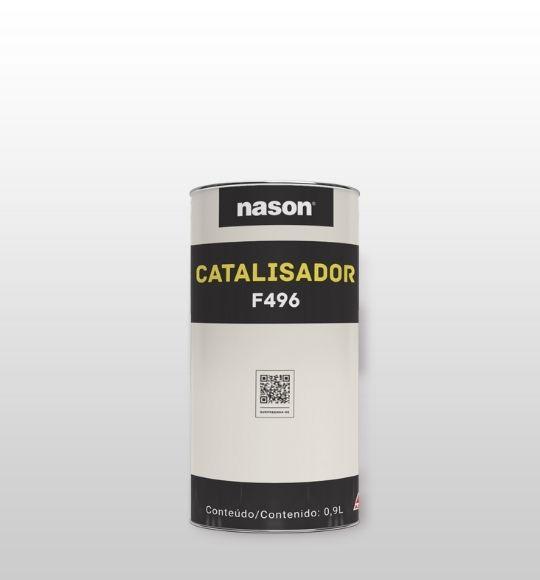 F496 NASON Catalisador 900 ml