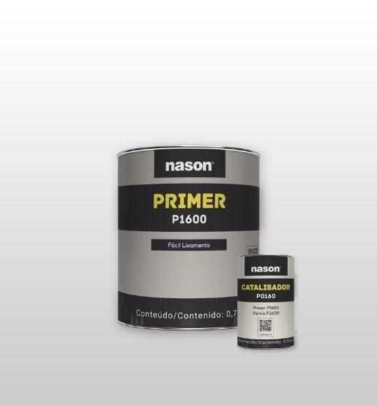 P1600 Primer PU + Catalisador P0160
