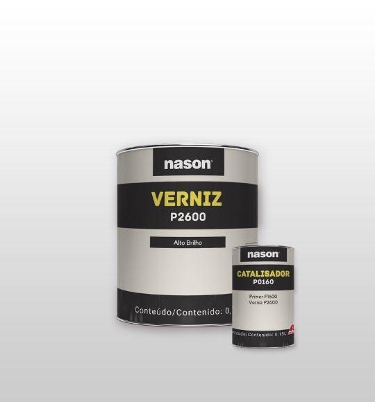 P2600 Verniz PU + Catalisador P0160