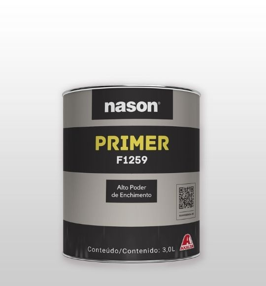 F1259 Nason Primer PU Cinza